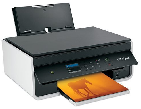 Lexmark printer.