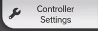 Wii u controller settings icon