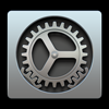macOS system preferences icon.