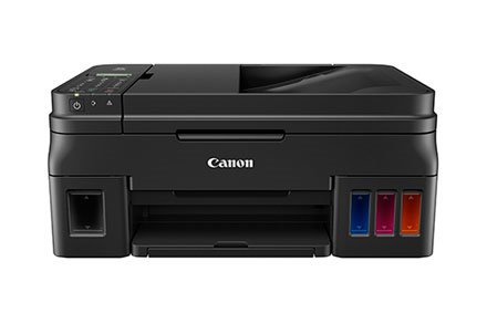 A canon printer