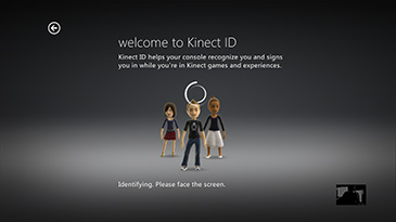 Xbox welcome to kinect